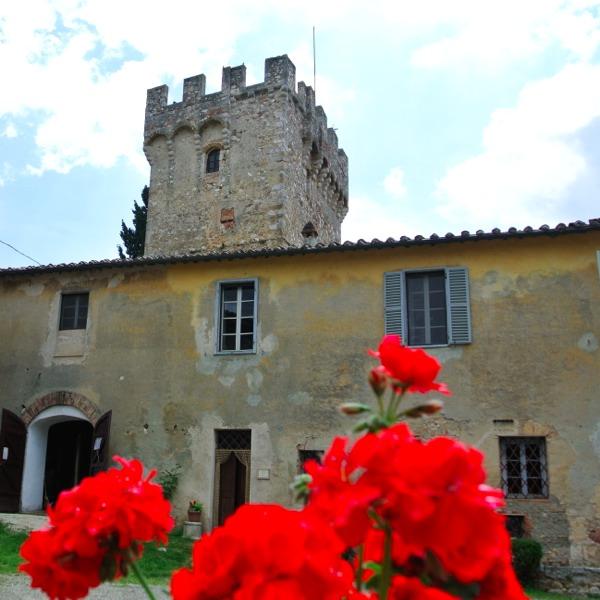 Il Castello di Spannocchia