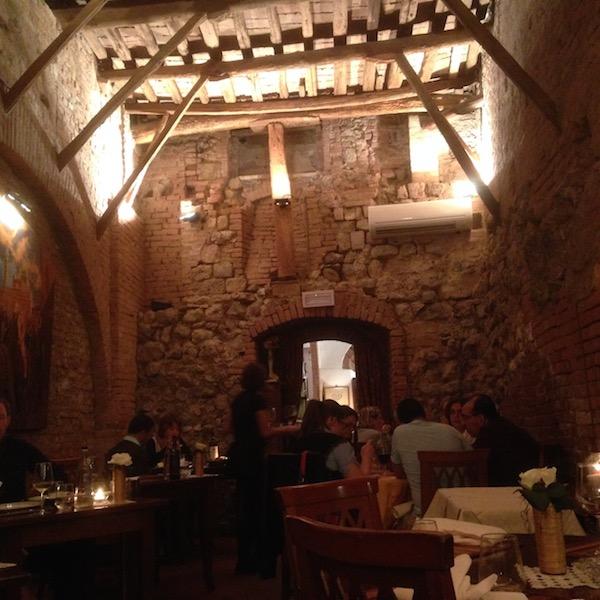 Il buon prencipio con divo e castello di camigliano marco bechi - Antica osteria da divo siena ...